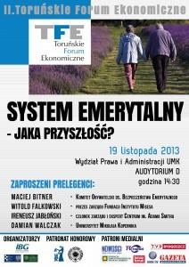 II. TFE - Plakat